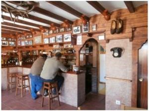 nieves bar
